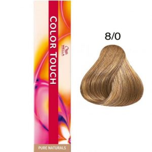 color touch wella 8.0