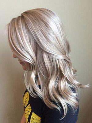 cabelo com luzess