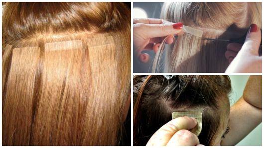 Mega hair fita adesiva: tudo sobre e fotos de antes e depois!