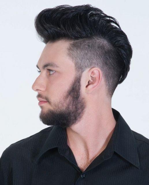 Corte De Cabelo Moicano Masculino Como Fazer 50 Estilos