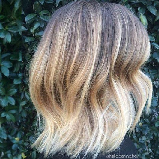 Ombré Hair Em Cabelo Curto Tonalidades E Como Fazer Passo A