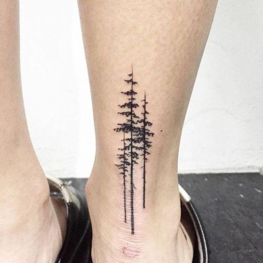pinheiro-tatuagem-de-arvore