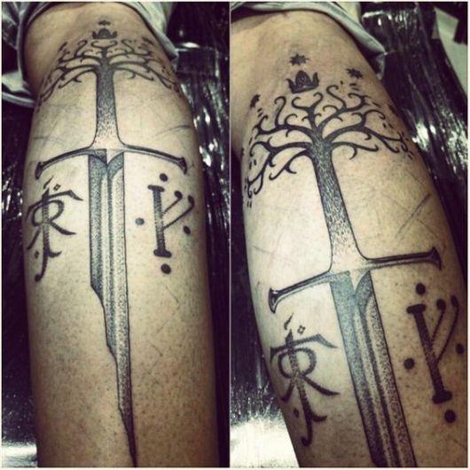 senhor-aneis-tatuagem-de-arvore