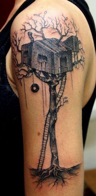 tatuagem-de-arvore-casa-da-arvore