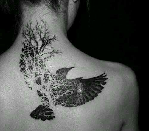 tatuagem-de-arvore-com-passaros