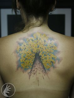 tatuagem-de-arvore-de-ipe