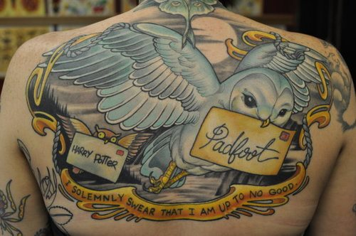 tatuagem-grande-coruja-harry-potter