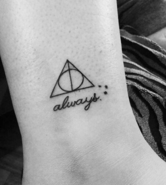 Tatuagem Harry Potter Dicas E Mais De 50 Fotos E Ideias