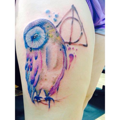 tatuagem-harry-potter-coruja