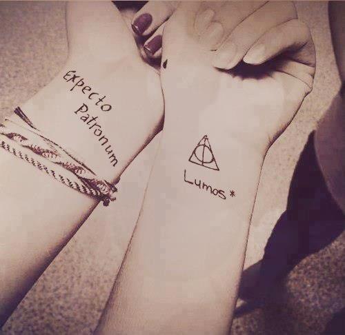 Tatuagem Harry Potter: Dicas e mais de 50 fotos e ideias incríveis!