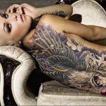 Tatuagem para Cobrir Estrias: Fotos, Idéias e Dicas