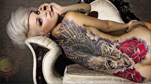 dicas de tatuagem para cobrir estrias