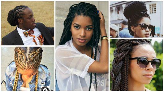Tranças afro: tipos, penteados e vários passo a passos!