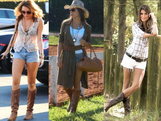 look-para-rodeio-com-shorts