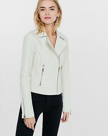 jaqueta branca feminina como usar