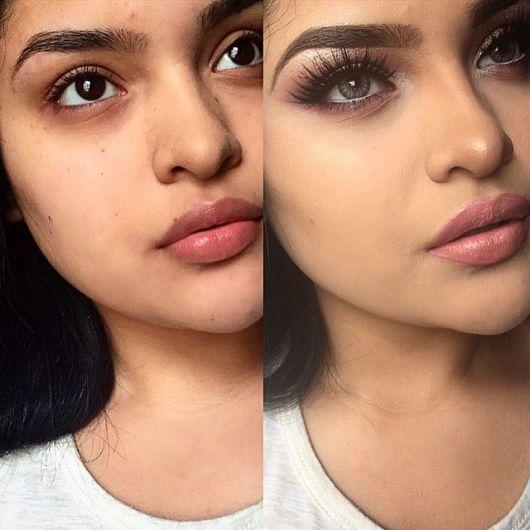 lente-de-contato-verde-antes-e-depois