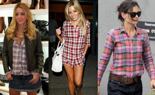 look-para-rodeio-com-camisa-xadrez-dicas