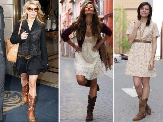 look-para-rodeio-com-vestidos