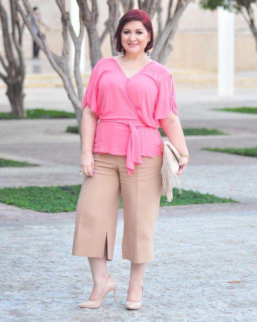 pantalona curta gordinha