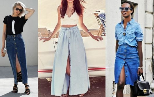saia-com-botoes-na-frente-longa-jeans
