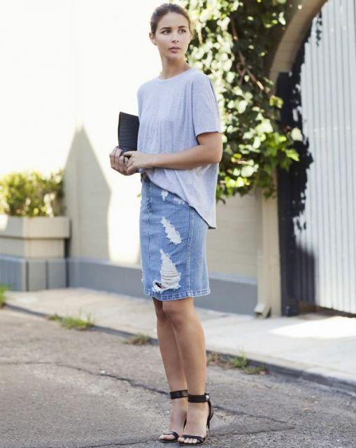 saia-jeans-midi-com-tshirt-3