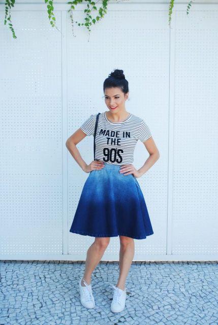 saia-jeans-midi-com-tshirt-4