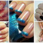 Unhas francesinhas: 78 inspirações lindas para decorar as unhas!
