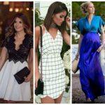 Vestido com decote V: quem pode usar e dicas de modelos!