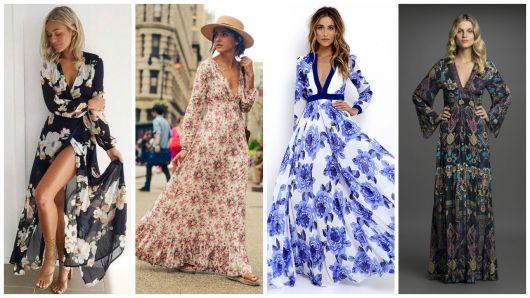Vestido Com Decote V Quem Pode Usar E Dicas De Modelos