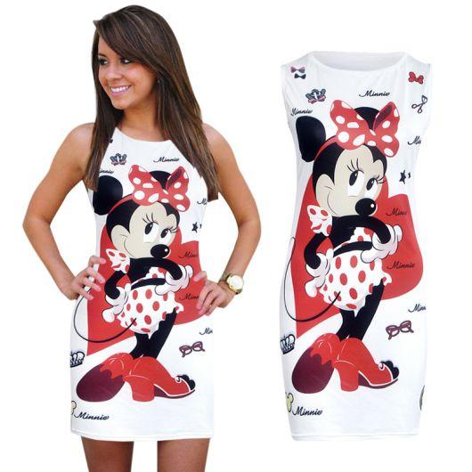 Vestido Do Mickey E Minnie 42 Modelos Lindos E Apaixonantes