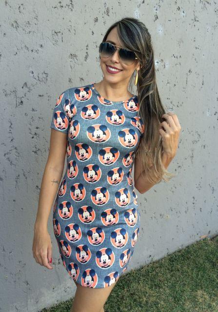 vestido-do-mickey-e-minnie-de-tubinho