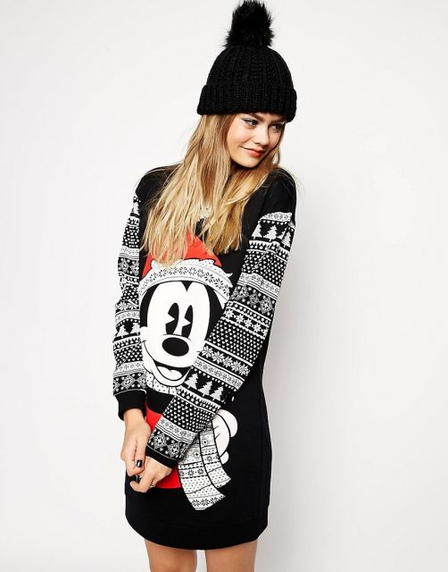 Forever 21 Smiling Mickey and Minnie Sweater Find this Pin and more on Mickey Mouse Jumpers by Alex Stanier. We Mickey Mouse! Mickey & Co. by Forever 21 Forever 21 is the authority on fashion & the go-to retailer for the latest trends, must-have styles & the hottest deals.