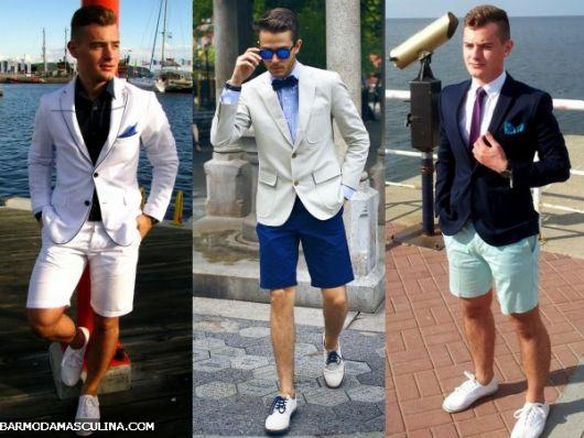 short-masculino-curto-e-terno