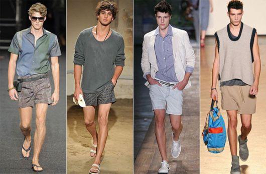 short-masculino-curto-moda