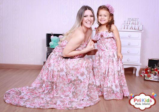Vestido De Festa Tal Mãe Tal Filha 34 Modelos Lindos E