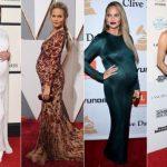 Vestido de Festa para Gestante: 60 modelos lindos e inspiradores!