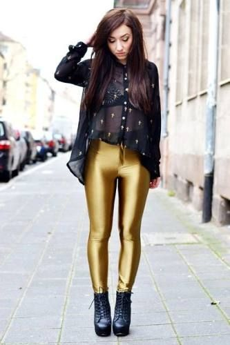 calca-disco-pants-dourada-4