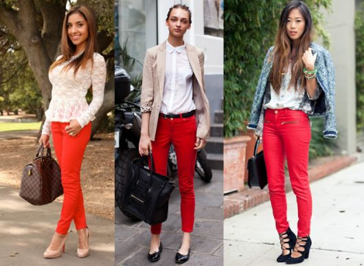 calca-vermelha-feminina-de-jeans-looks