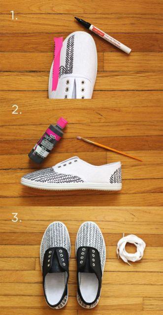 customizacao-de-tenis-keds-preto-e-branco