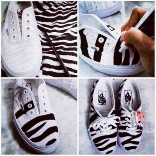 customizacao-de-tenis-zebra