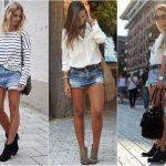 Short com Bota: Modelos, melhores combinações e + de 60 looks!