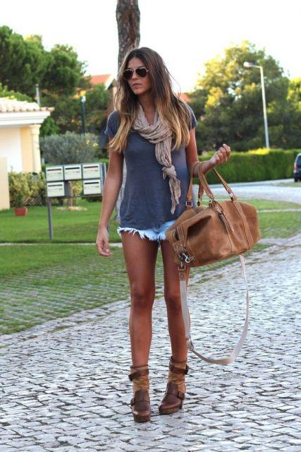 short-com-bota-moda-country-look
