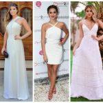 Vestido de festa branco: dicas e 45 inspirações de modelos e looks!