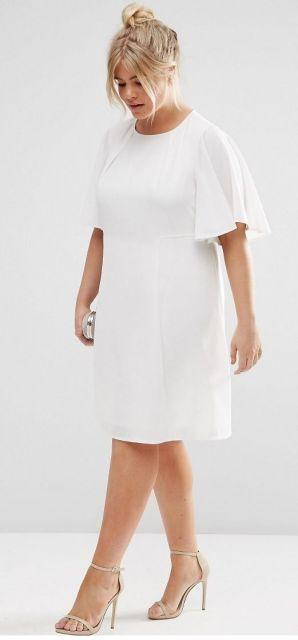 vestido curto para gordinhas