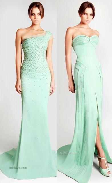 vestido-de-festa-verde-claro