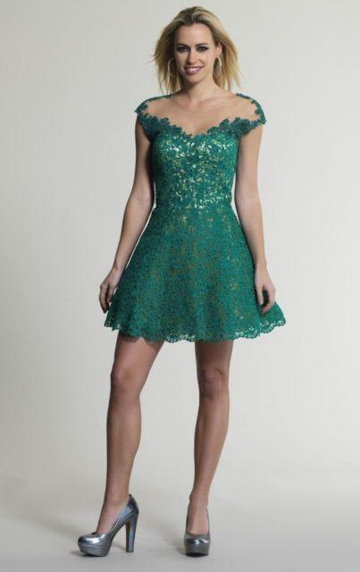 vestido-de-festa-verde-escuro