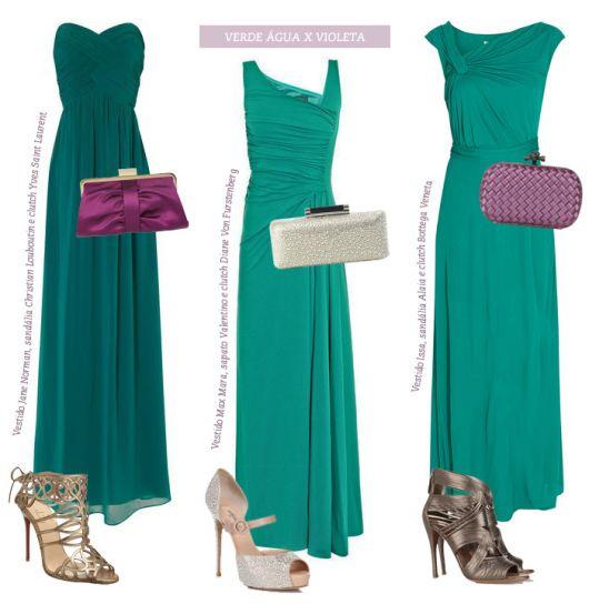 vestido-de-formatura-verde-acessorios-violeta