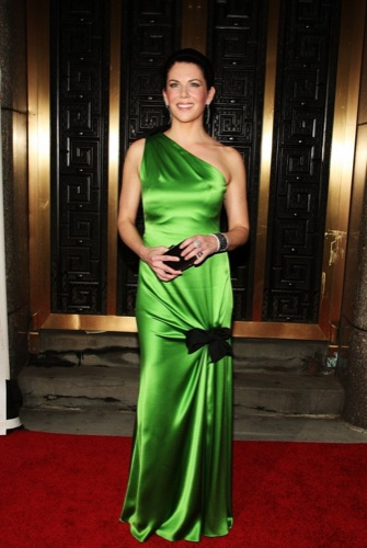 NEW YORK - JUNE 07: Actress Lauren Graham attends the 63rd Annual Tony Awards at Radio City Music Hall on June 7, 2009 in New York City. (Photo by Bryan Bedder/Getty Images)