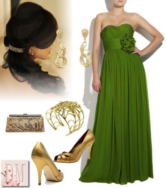 vestido-de-formatura-verde-oliva-como-usar
