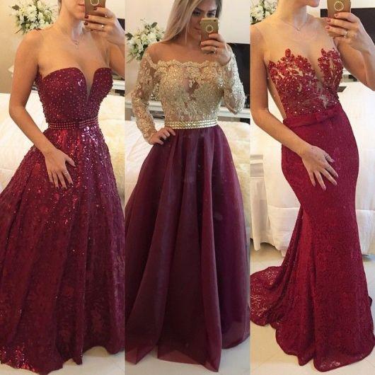 vestido-de-madrinha-vermelho-bordo-diferentes